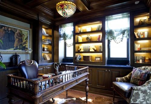 家用书柜展示