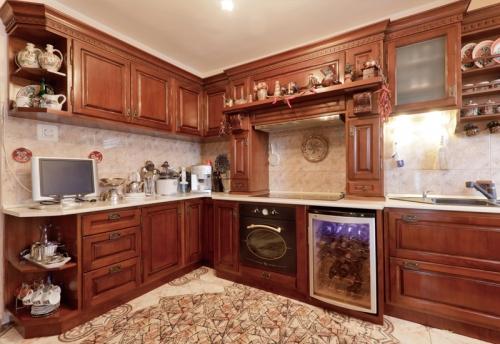中式厨房装修小技巧