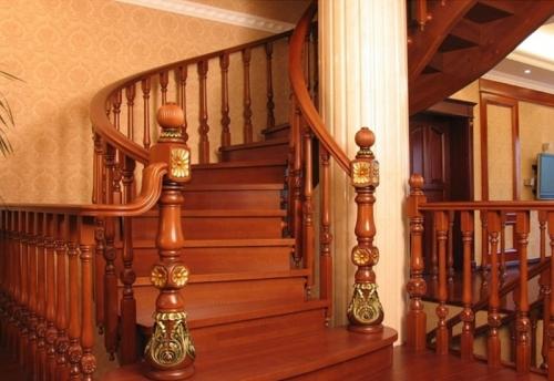 实木楼梯的知识