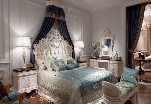 上海简欧卧室