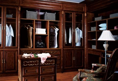 上海整体衣柜