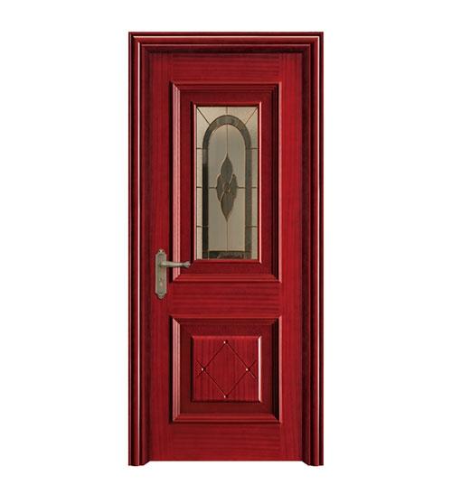 上海复合实木烤漆门